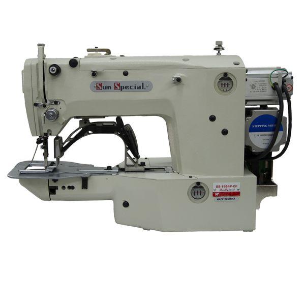 Máquina Costura Industrial Filigrana Pneumática Direct Drive 220v SS1954 - Sun Special