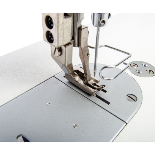 Máquina Costura Industrial Reta Transporte Duplo Direct Drive 110v SS0303-D-MQ 110 - Sun Special