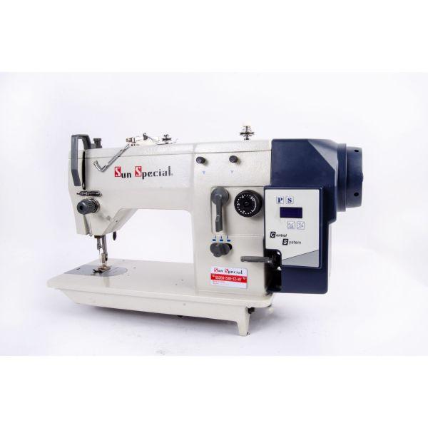 Máquina Costura Industrial Zig Zag Direct Drive 220v SS20U-53D-TZ-QI 220V - Sun Special