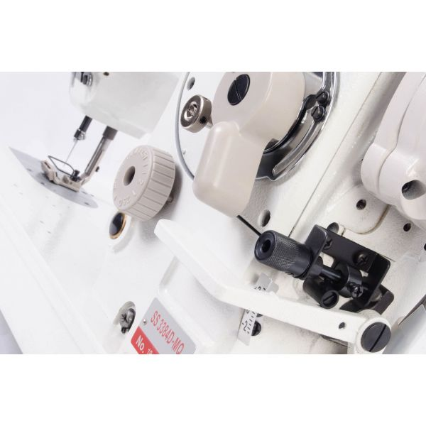 Máquina Costura Industrial Zig Zag 2 e 3 Pontos Direct Drive 110v SS3384D-MQ 110 - Sun Special