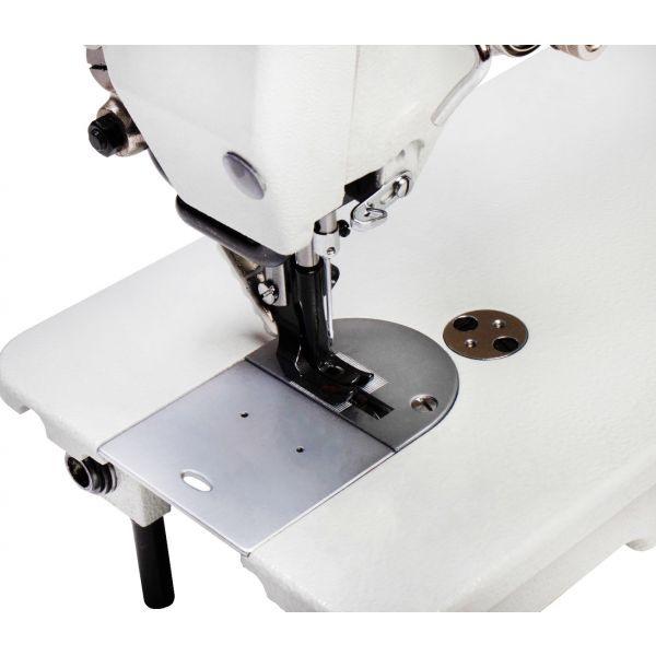 Máquina Costura Industrial Reta Transporte Triplo 01 Agulha Direct Drive SSTC0617D - Sun Special