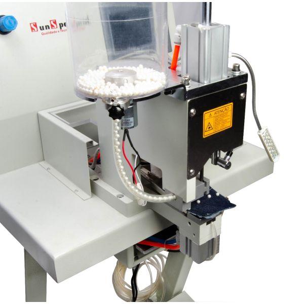 Máquina Fixar Pérolas 220v SSH-98 - Sun Special
