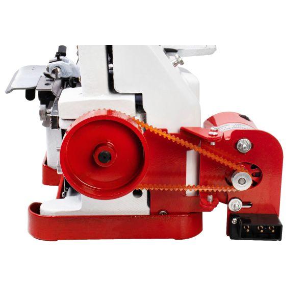 Máquina Costura Overlock Portátil Semi Industrial 01 Agulha 03 Fios 150w 1.350ppm SSH10-6D - Sun Special