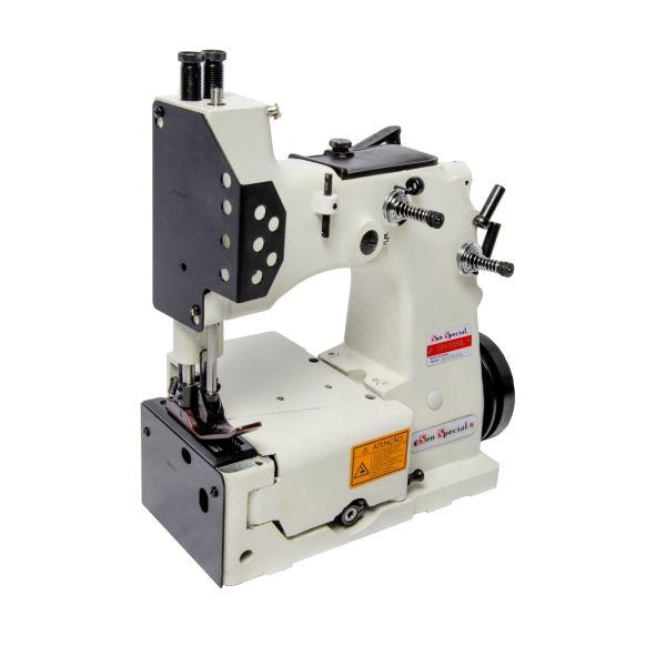 Máquina Costura Industrial Fechar Boca Saco Bivolt SSH80800L - Sun Special