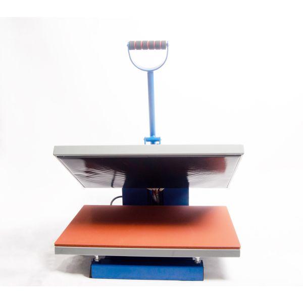 Prensa Térmica Manual Boca Jacaré 38X62cm Azul 220v SS-H62 Sun Special