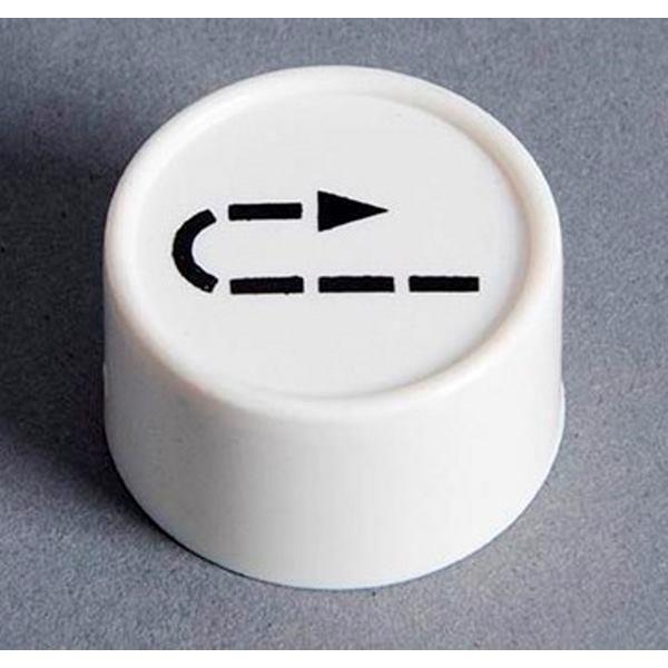 Botão Retrocesso Pequeno Branco 179904456 P Sun Special