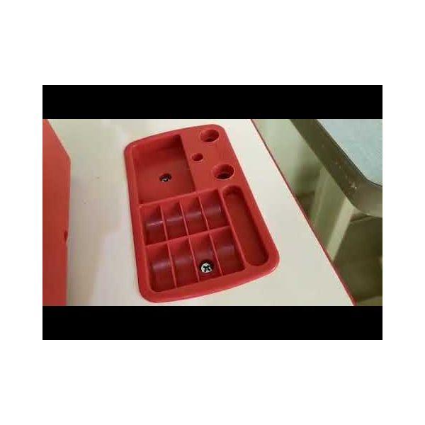 Máquina Costura Industrial Reta Direct Drive Control Box Painel Acoplado 110v SS190D-MQ Sun Special