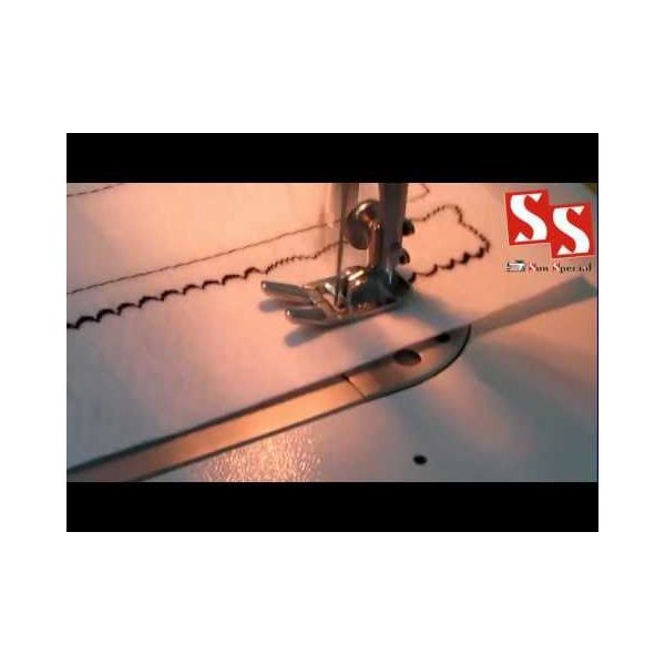 Máquina Costura Doméstica Ss-974A Mecânica - Sun Special